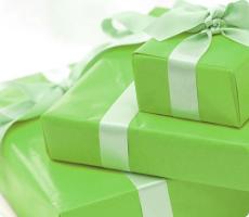 オープンや周年、新商品発表の記念に、ノベルティ用の特別パッケージが登場!