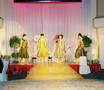 仙台社交ダンス衣装
