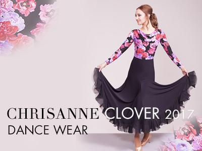 Chrisanne Clover Dancewear 2017
