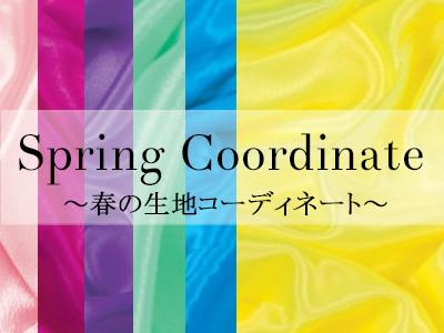 Spring Coordinate