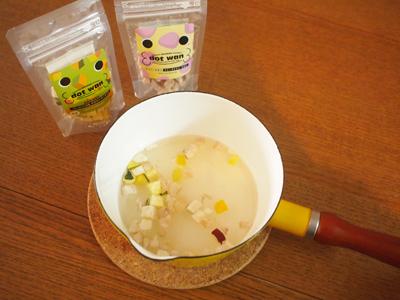 夏バテ防止ゼリーレシピ3