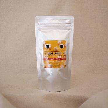 【ドットわん】フリーズドライ チーズキューブ (70g)