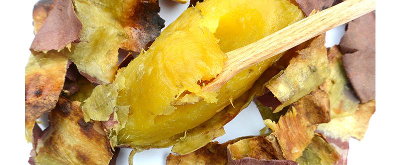 大分県産「甘太くん」冷凍焼き芋 ひみつの黄蜜芋(きなみついも)