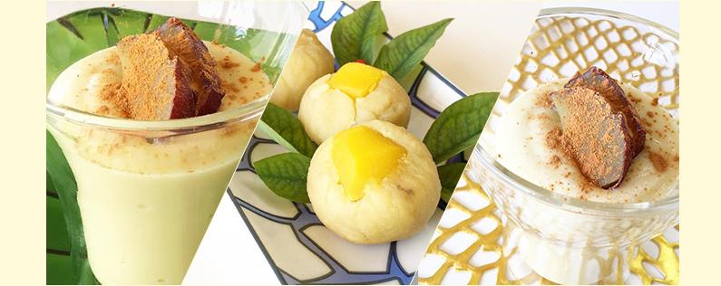 冷凍焼き芋アレンジスイーツ