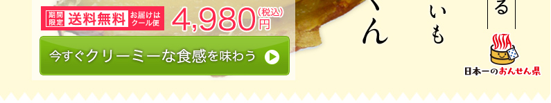 【期間限定】送料無料お届けはクール便4,980円(税込)今すぐクリーミーな食感を味わう
