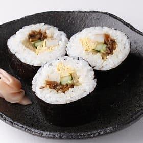 さつま揚げ入り巻き寿司