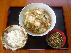 豆腐ちゃんぷるー