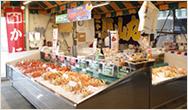 ピアBandai 万代島鮮魚センター店