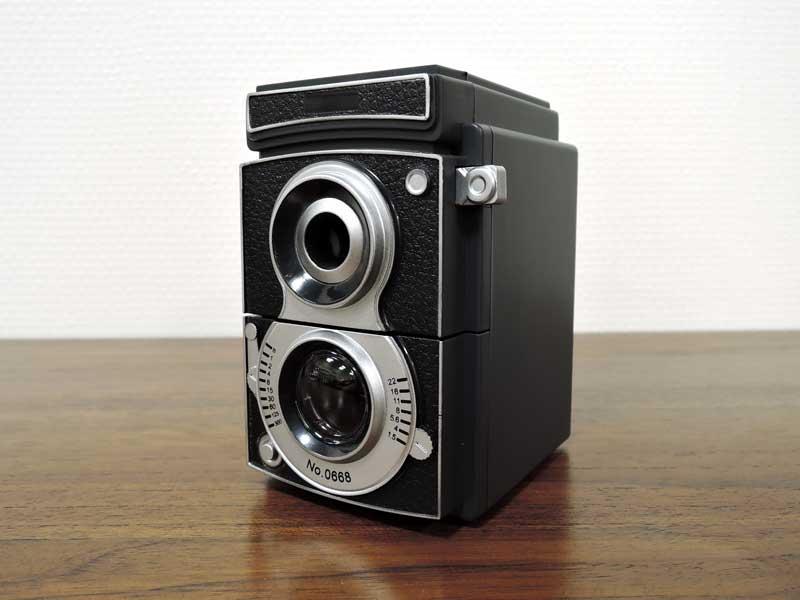ペンシルシャープナー クラシックカメラ