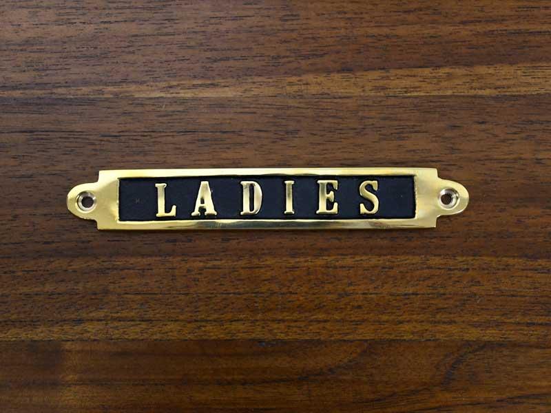 ブラスサイン LADIES