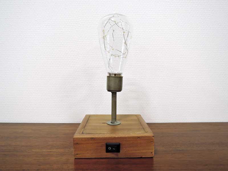 LED ランタン バルブスタンド