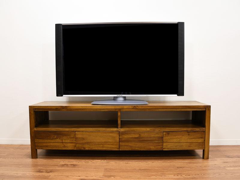チーク カバロ テレビボード
