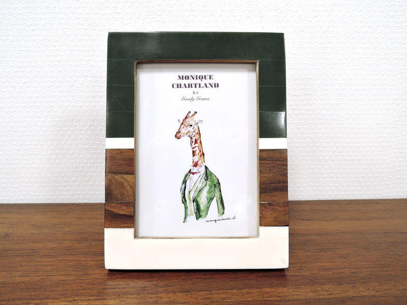 フォトフレーム Mr.Giraffe