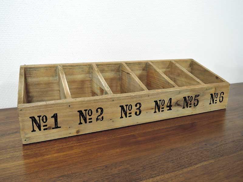 ウッド セパレートボックス 6
