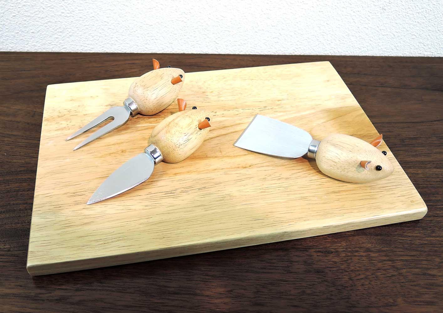 チーズボードセット