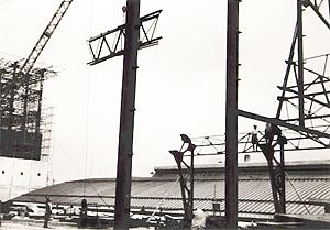 ボウリング場建設-2