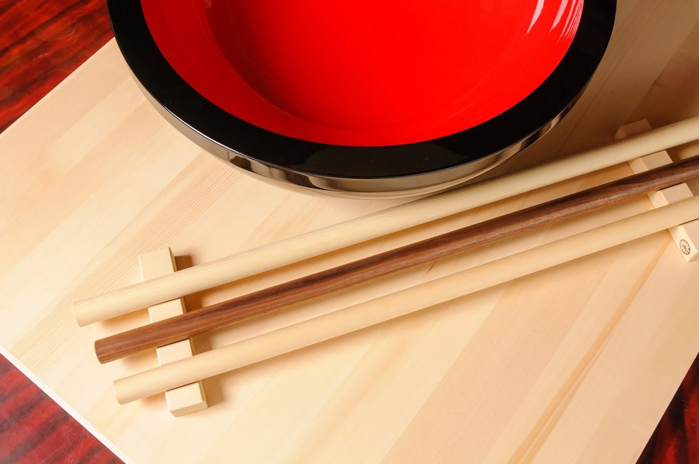 3本の麺棒・のし棒・巻き棒