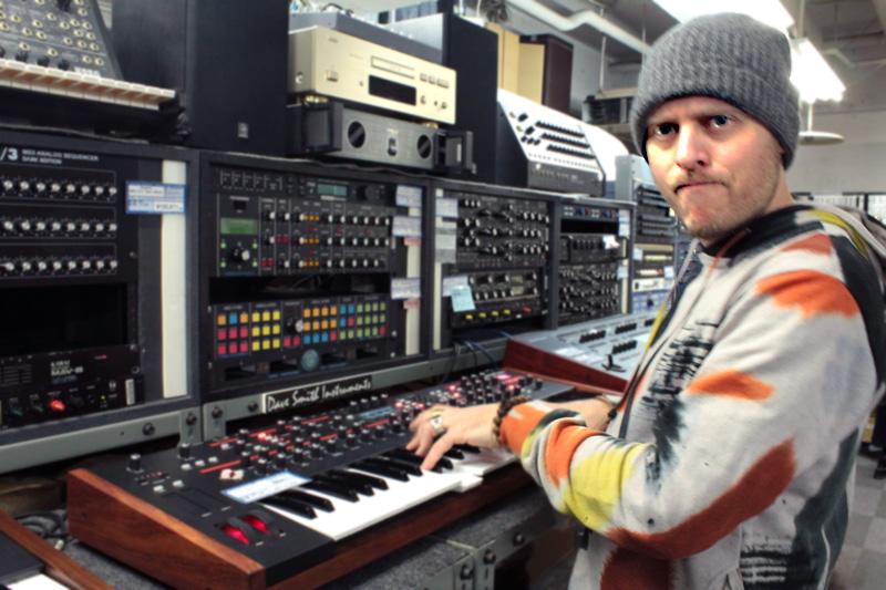 beat musicのキーボーディスト 様