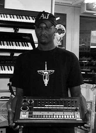 DJ ラッシュ 様