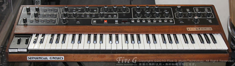 「SEQUENTIAL CIRCUITS PROPHET-5 REV.3.3 10.5R2 (7)」