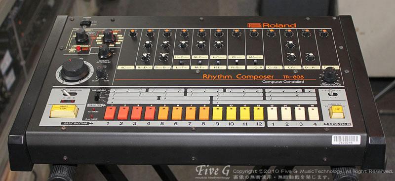 「ROLAND TR-808 (8)」