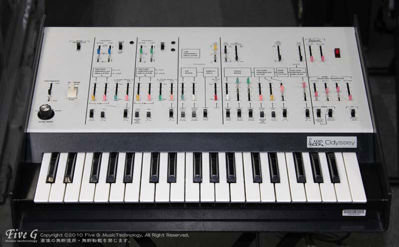 「ARP ODYSSEY 初期型 MIDI」