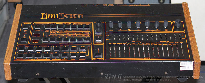 「LINN LM-2 MIDI」