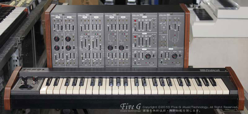 ROLAND SYSTEM-100M D SET (2)
