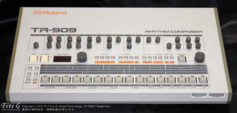「ROLAND TR-909 後期型 (7)」