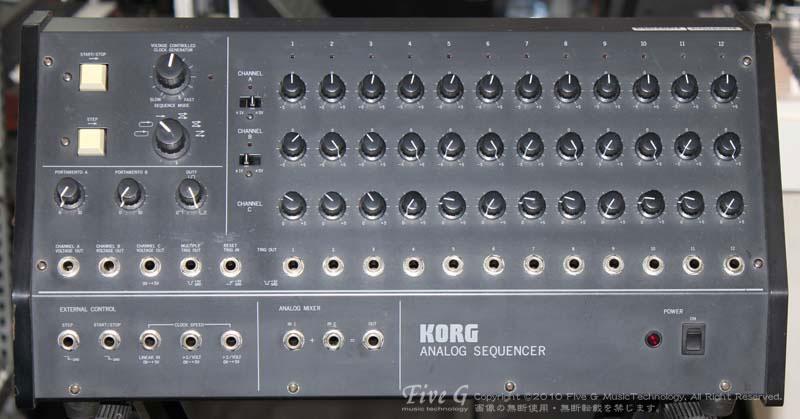 「KORG SQ-10」