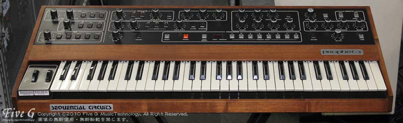 「SEQUENTIAL CIRCUITS PROPHET-5 REV.3.3 良品 (6)」