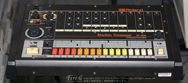 「ROLAND TR-808 美品 (5)」