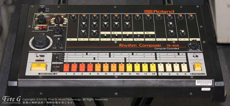 「ROLAND TR-808 (2)」
