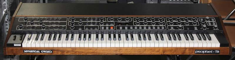 「SEQUENTIAL CIRCUITS PROPHET-T8 良品 (1)」