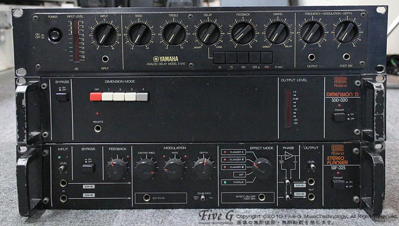 「特別セット ROLAND SBF-325/SDD-320/YAMAHA E-1010」