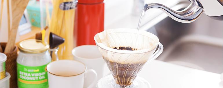 お茶・コーヒーに