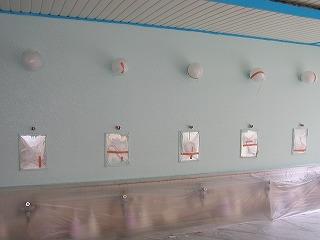 市販の防カビ塗料ではカビは止まりません。