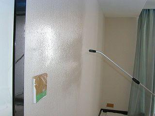 壁紙にMD123防カビ