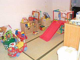 子供部屋に潜むカビ