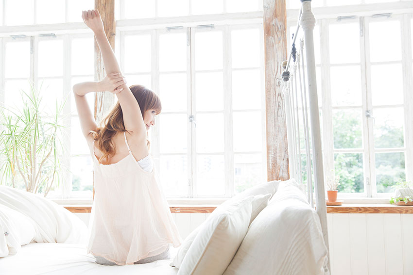 いざ朝活!「朝の過ごし方」が健康美人をつくる理由