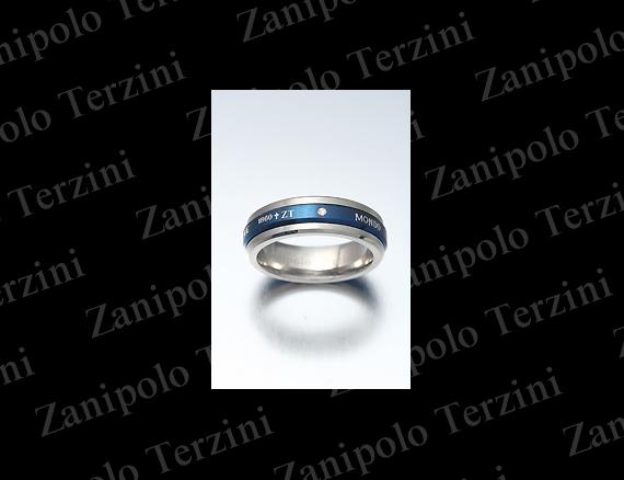 a1504 Zanipolo Terzini ザニポロ タルツィーニ リング