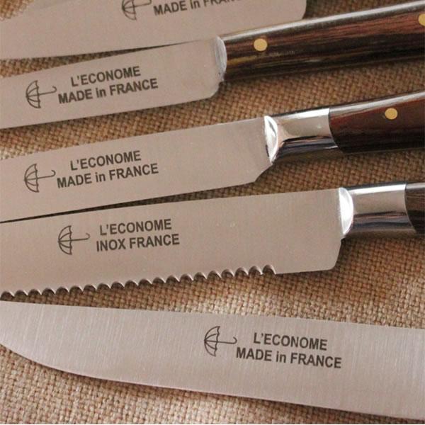 L'ECONOME レコノム ペティナイフ