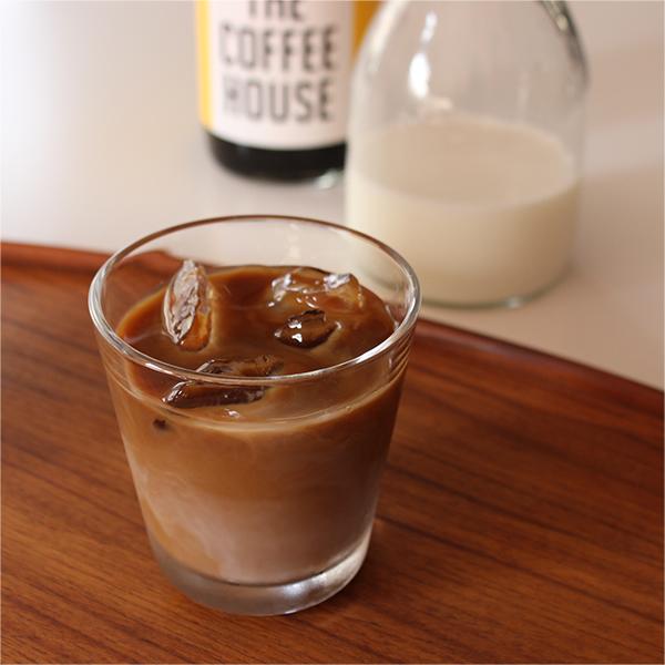 THE COFFEE HOUSE LIQUID
