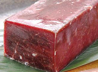 くじら赤肉(刺身用)1kg