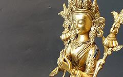 弥勒菩薩(マイトレーヤ)