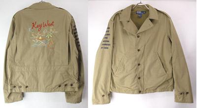 ラルフローレンM-41ジャケット