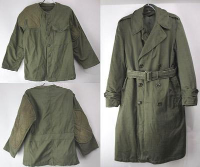 スナイパー シューティングジャケット、50'sオーバーコート