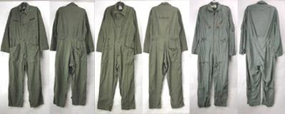 米軍カバーオール、フライトスーツつなぎ