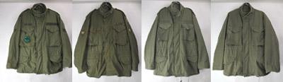 M65 ジャケット