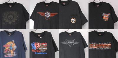 ハーレーダビッドソンTシャツ